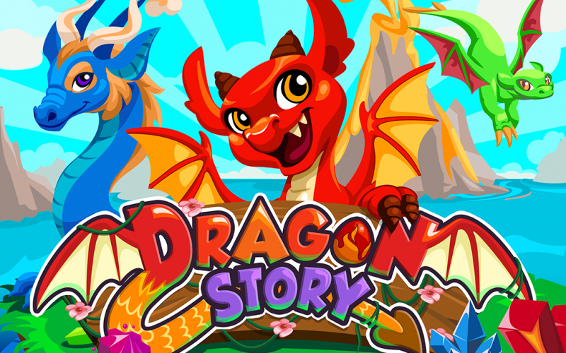 dragons story