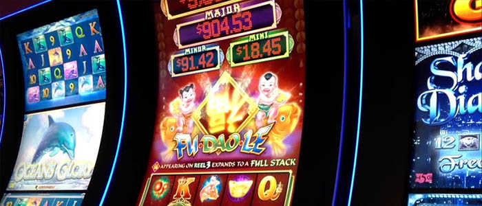 The Mechanisms of Online Slot Games