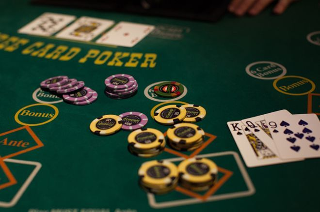 games of poker and gambling